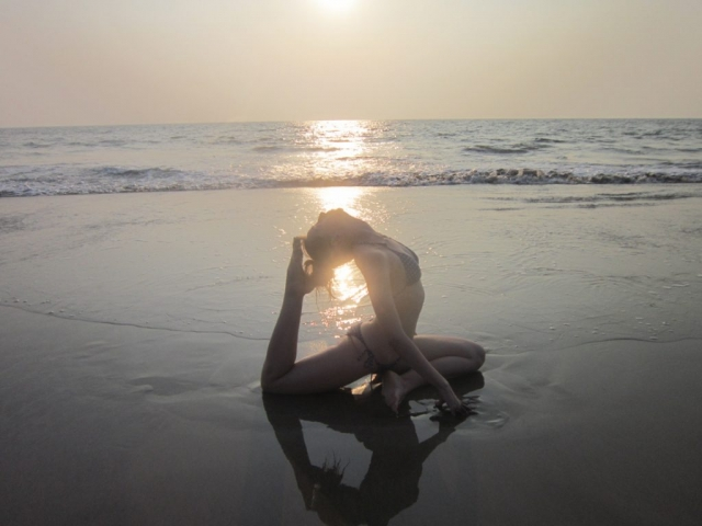 Yoga Teacher Training at Arambol