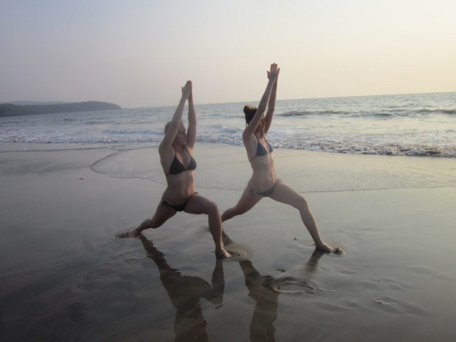 Hatha Yoga in Goa