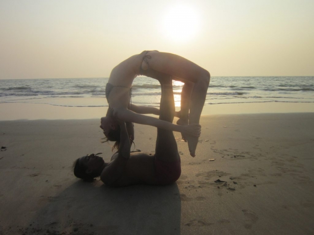ashtanga yoga in goa