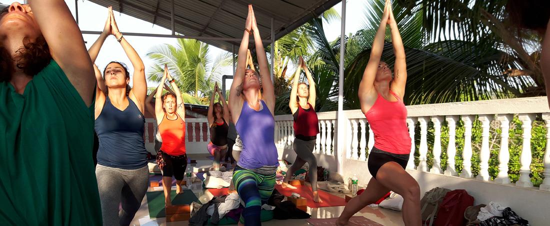 Hatha, Ashtanga Vinyasa Yoga multistyle