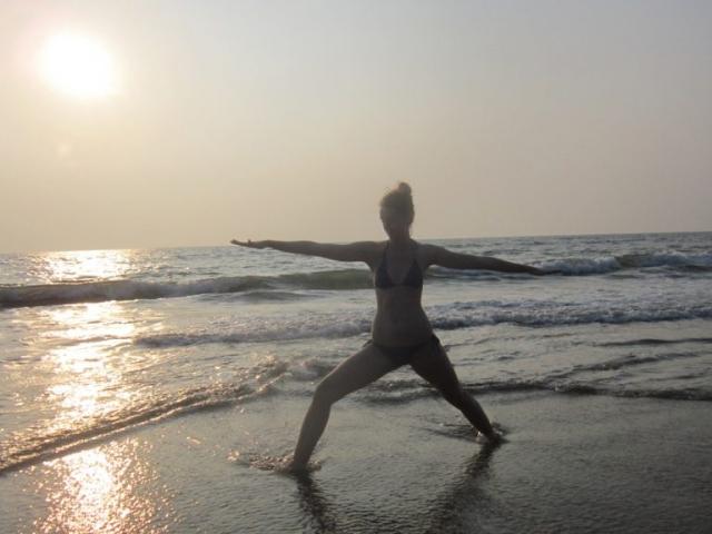 Become Yoga teacher in goa