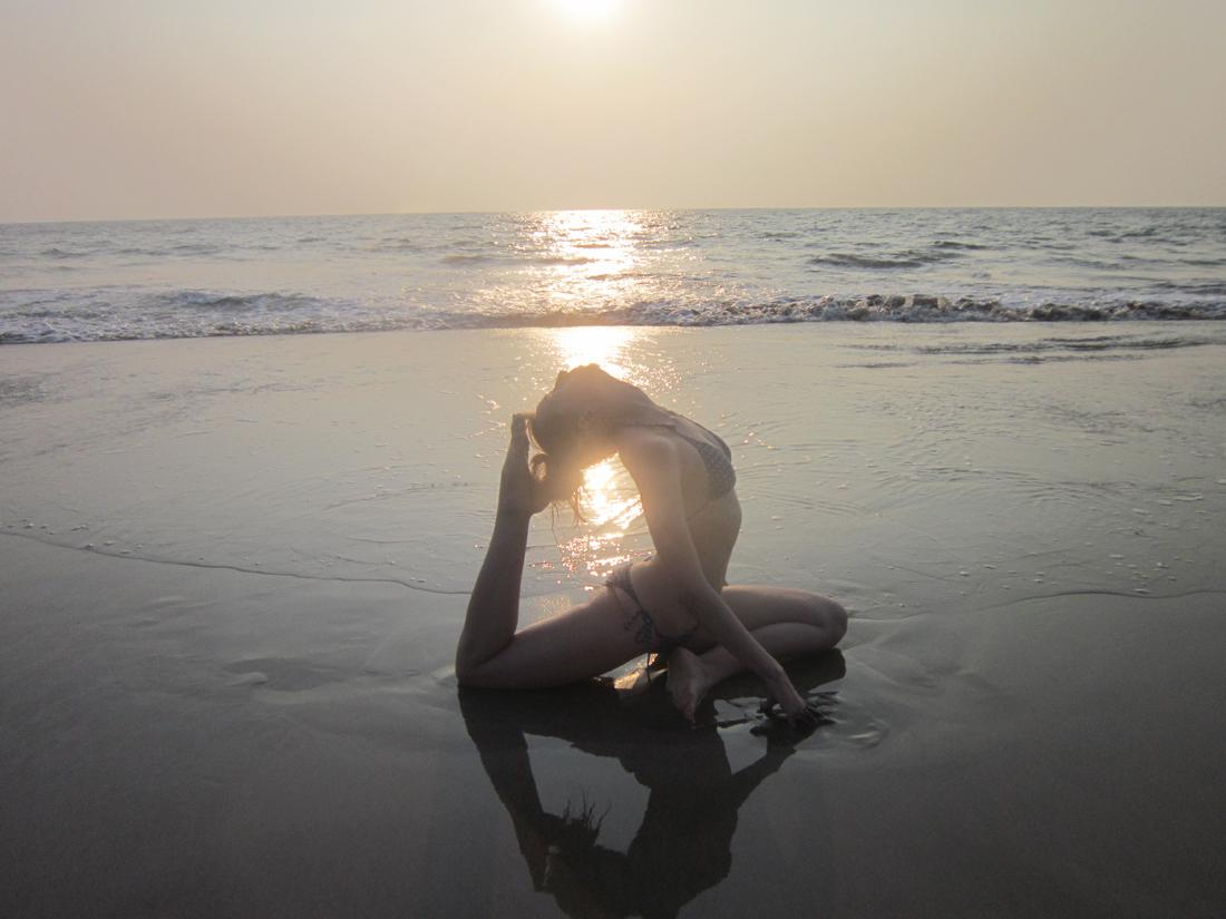 Yoga Teacher Training at Arambol