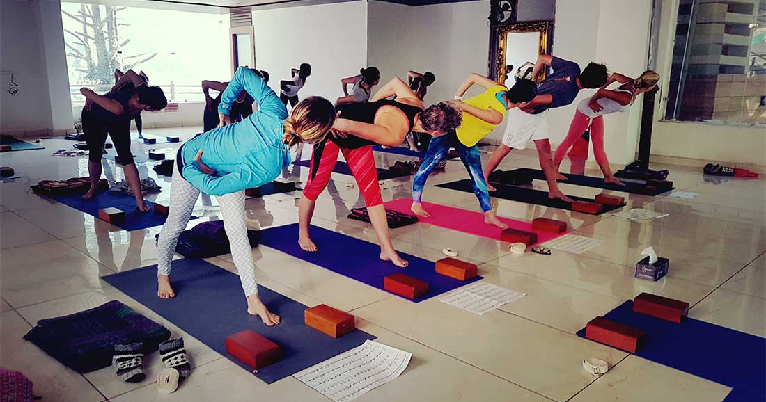 Ashtanga Yoga course in Dharamsala - Yoga Alliance